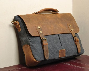 Top 7 Best Canvas Briefcases For Men
