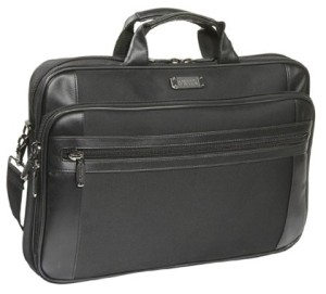 Kenneth Cole Reaction Don't Sell Yourself Laptop Briefcase