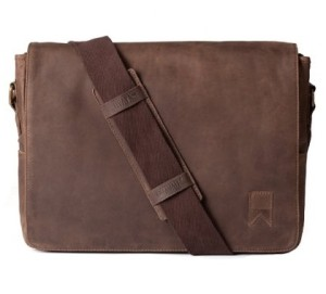 Navali Leather Mainstay Business Work Bag