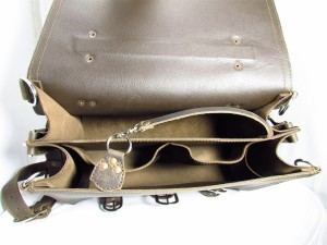 Saddleback Leather Classic Interior