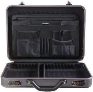 Samsonite Aluminum Slim Attache Case Interior