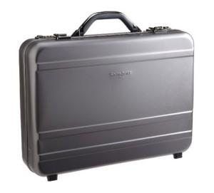 samsonite aluminum attache case