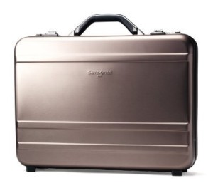 samsonite delegate ii aluminum attache case