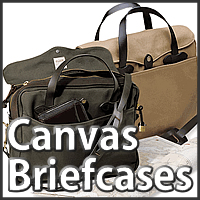 Top 7 Best Canvas Briefcases
