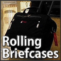 Top 10 Best Rolling Briefcases