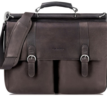 SOLO Classic Collection Colombian Leather Briefcase Review