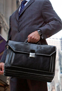floto venezia leather briefcase