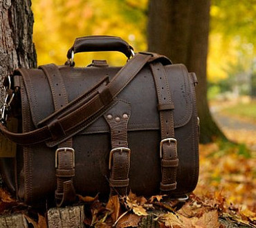 Saddleback Leather Large Classic Briefcase Review