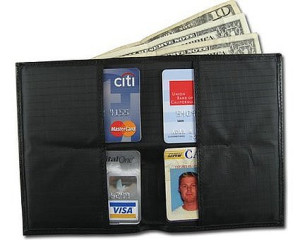 All ETT 'Thin As A Dime' Wallet