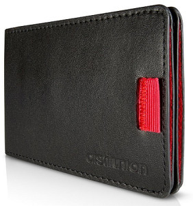 Distil Union Wally Leather Wallet