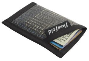 Flowfold Tarjetero Front Pocket Slim Wallet