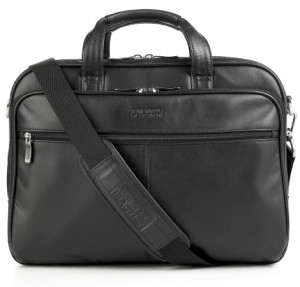 Kenneth Cole Reaction I Rest My Case Leather Briefcase