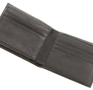 Kenneth Cole Reaction Passcase Leather Wallet For Men