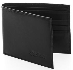 Sharkk Slimfold RFID Blocking Leather Wallet