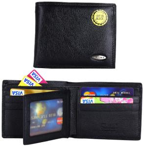Tailian RFID Blocking Leather Wallet For Men