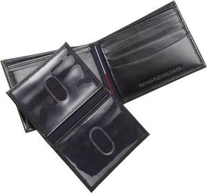 Tommy Hilfiger Cambridge Leather Wallet For Men