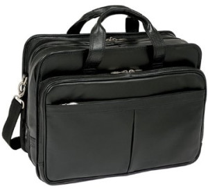 McKlein USA Walton Leather Briefcase