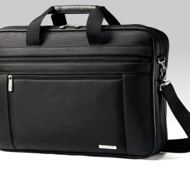 "Samsonite Classic Two Gusset 17"" Toploader Laptop Bag Review"