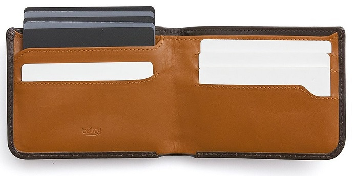 Bellroy Hide and Seek Wallet Interior