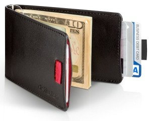 Distil Union Wally Bifold Leather Wallet Review