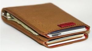 Distil Union Wally Bifold Leather Wallet