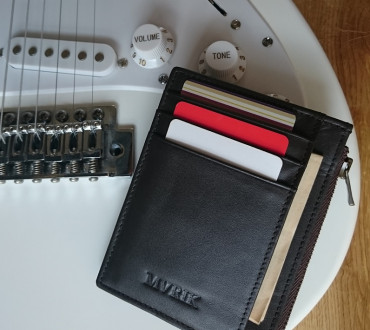 MVRIK Neat Slim Front Pocket Wallet Review