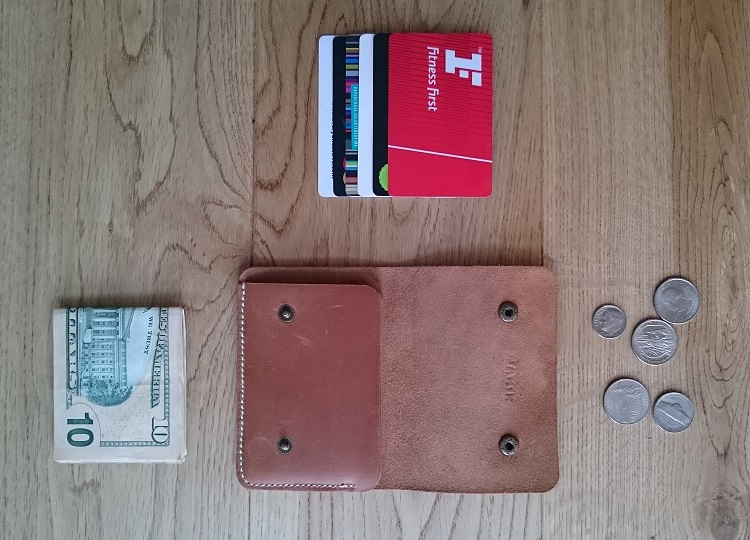 MVRIK Nostalgia Slim Minimalist Wallet
