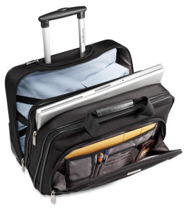 Samsonite Rolling Briefcase Review