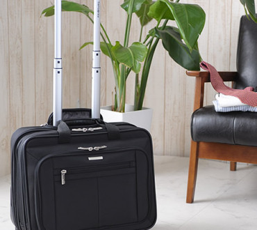 Samsonite Classic Overnighter Rolling Briefcase Review