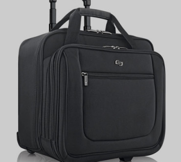SOLO Classic PT136-4 Rolling Briefcase Review