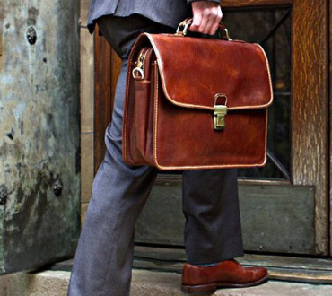 Top 10 Best Brown Leather Briefcases For Men